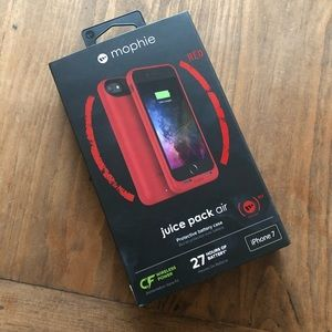Mophie Red Juice Pack Air